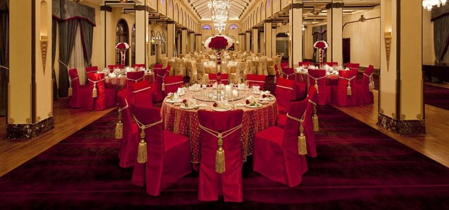 和平饭店婚礼